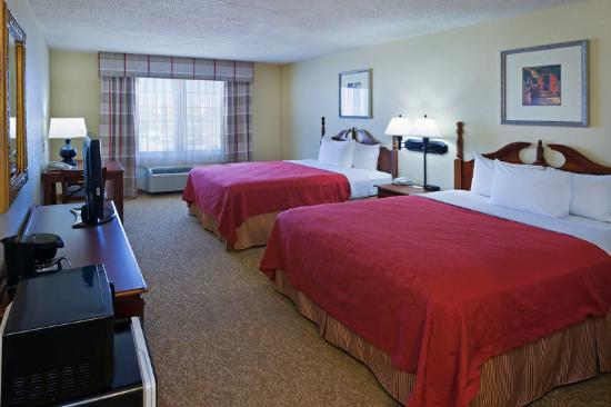 Country Inn & Suites DFW Airport South: CountryInn&Suites DallasAirptSouth GuestRmDbl
