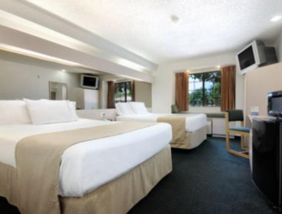 Microtel Inn by Wyndham Arlington/Dallas Area: Standard Two Queen Bed Room