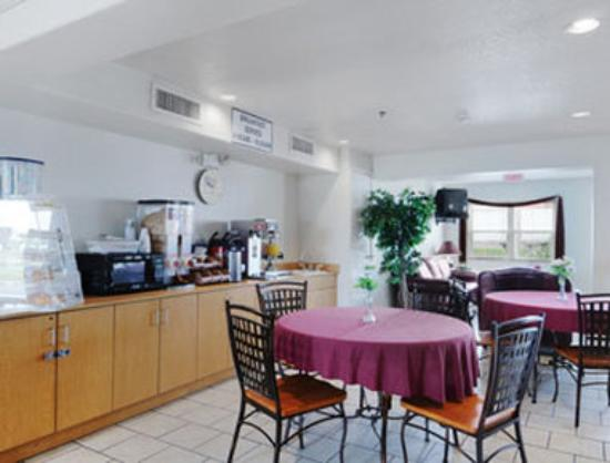 Microtel Inn by Wyndham Ardmore: Breakfast Area