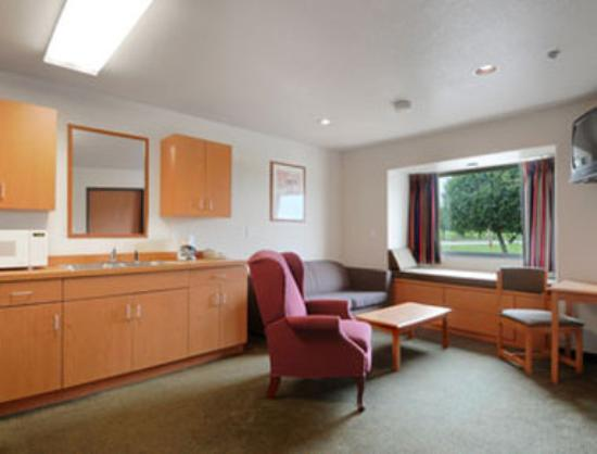 Microtel Inn by Wyndham Ardmore: Double Queen Suite
