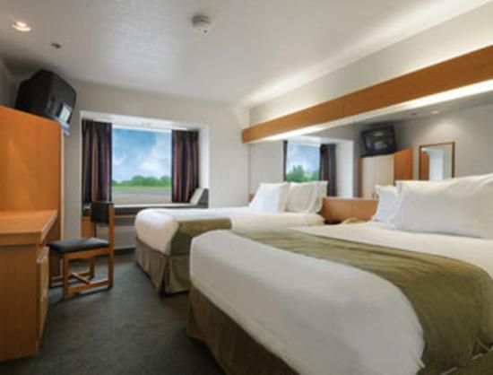 Microtel Inn by Wyndham Ardmore: Queen / Double Room