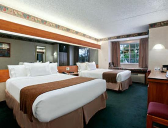 Microtel Inn & Suites by Wyndham Colorado Springs: Standard Double Bed Room