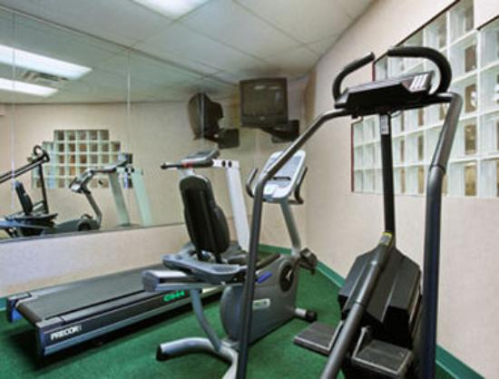 Microtel Inn & Suites by Wyndham Colorado Springs: Fitness Center