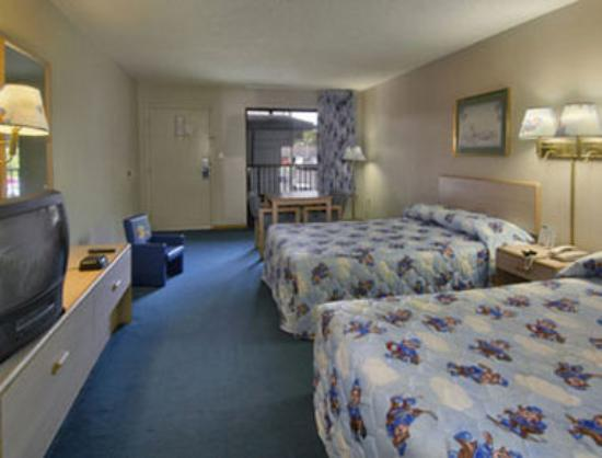 Travelodge Lake City: Sleepy Bear Room
