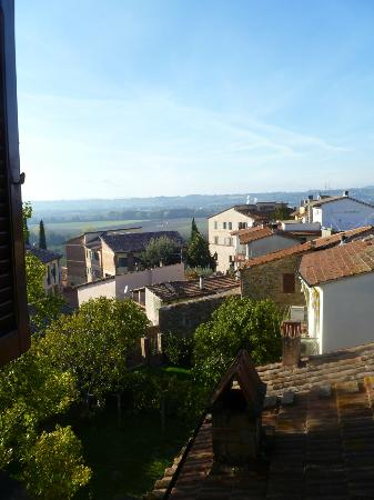 Hotel Le Tre Vaselle: view from room 11