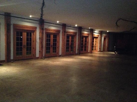 Pittsfield, VT : Downstairs event space