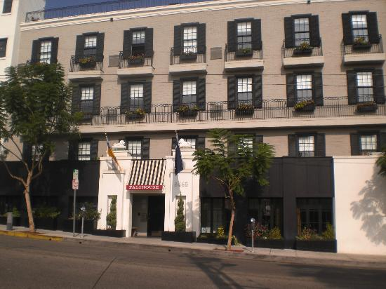 ‪‪Palihouse Holloway‬: Outside View - Hotel