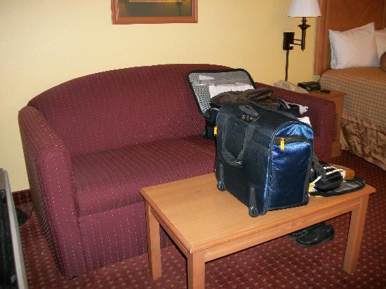 BEST WESTERN Dulles Airport Inn: Cozy non-smoking room