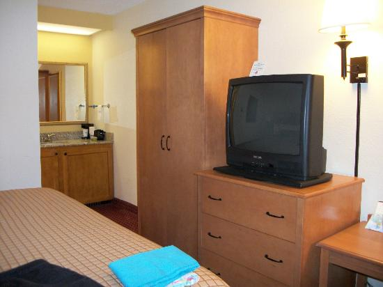 BEST WESTERN Dulles Airport Inn: Simple accommodations including refrigerator &amp; microwave