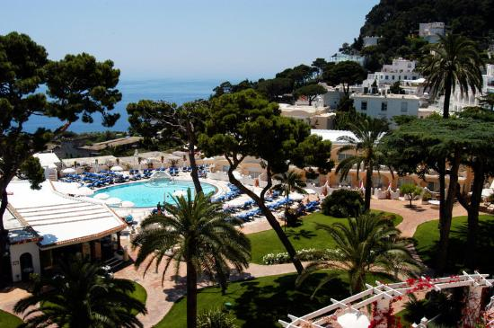Photo of Grand Hotel Quisisana Capri