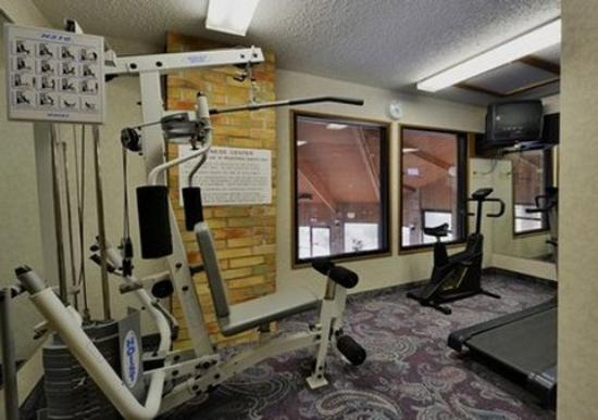 Rodeway Inn Coopersville: Exercise area