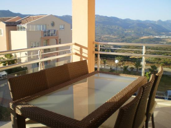 Kusadasi Golf & Spa Resort: Balcony