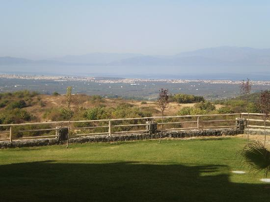 Kusadasi Golf & Spa Resort: View from Resort