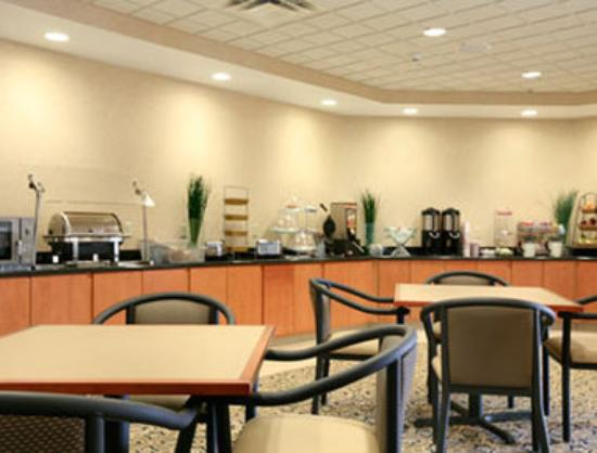 Wingate By Wyndham Champaign: Breakfast Area