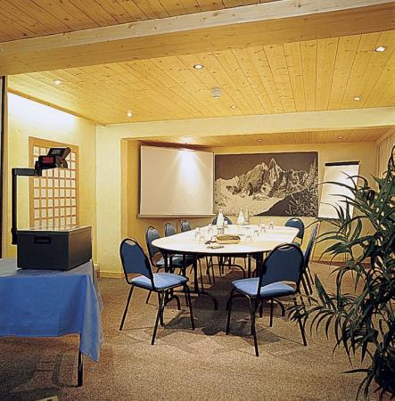 Hotel La Prairie: Conference facilities