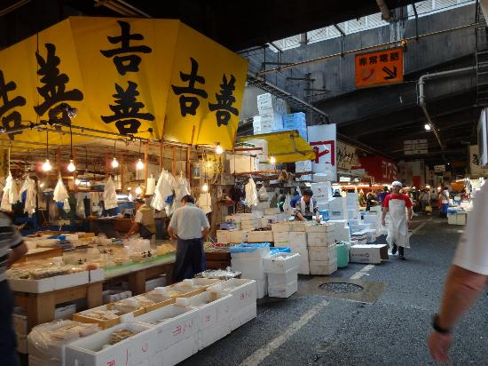 JAPANiCAN - Tsukiji Outer Fish Market and Sushi Workshop