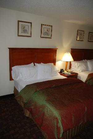 Homewood Suites by Hilton Edgewater - NYC Area: Comfy beds