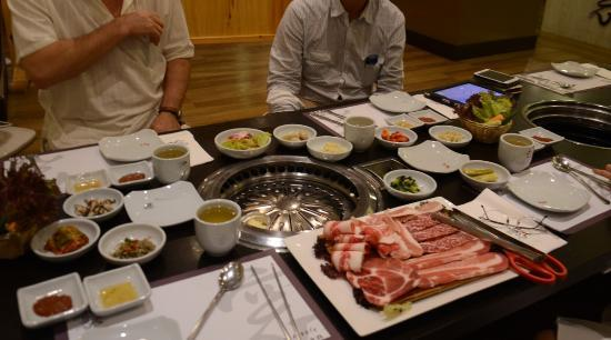 Chang Korean Bbq Restaurant Singapore Tanglin