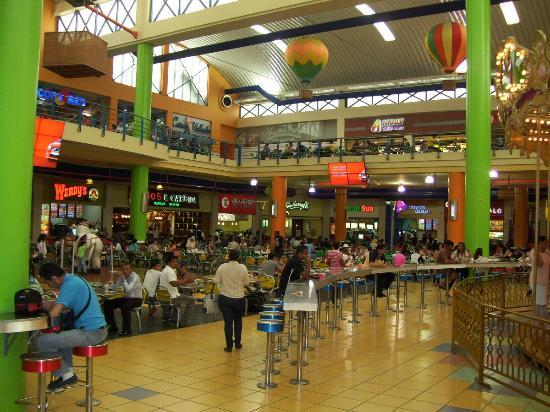 Feria de comida - Picture of Albrook Mall, Panama City ...