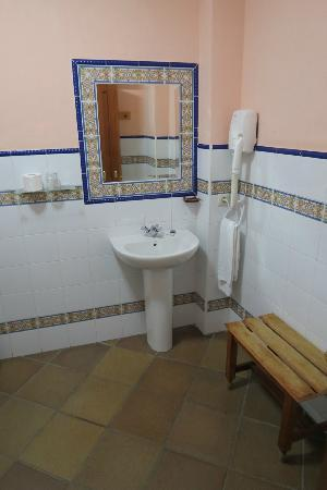 La Hosteria de Dona Lina : Bathroom