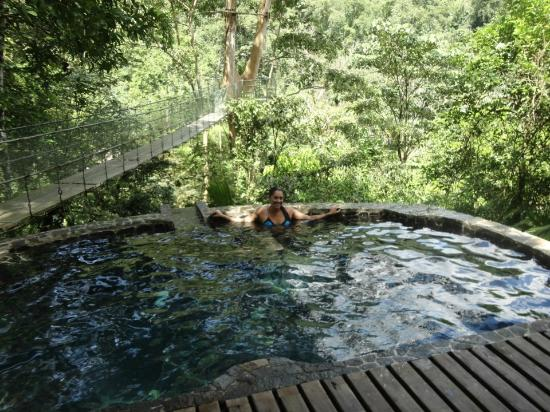 Pacuare Lodge: Private pool