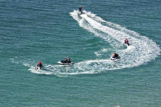 Magnetic Jet Adrenalin Jet Ski Tours