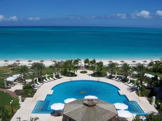 Spectacular view from the room 7 star view picture of for Five star turks and caicos