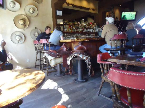 Tubac Golf Resort &amp; Spa: The bar