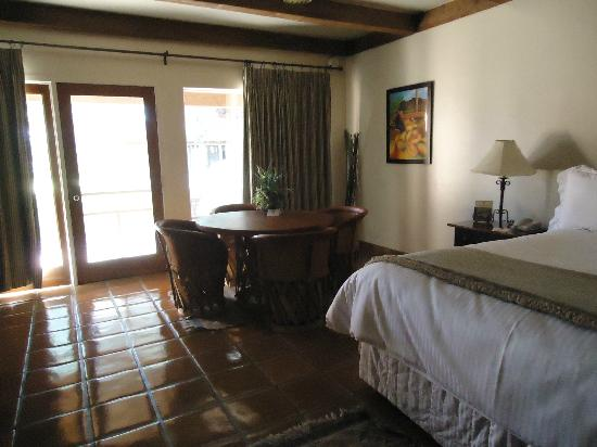 Tubac Golf Resort &amp; Spa: Our room