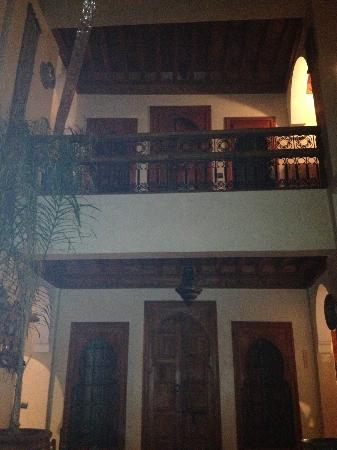 Riad Dubai: Lobby