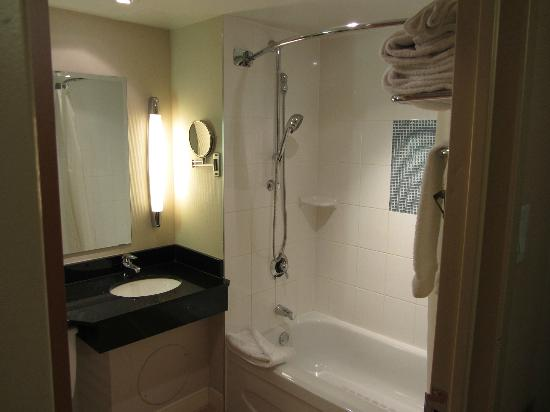 Novotel Ottawa: bathroom