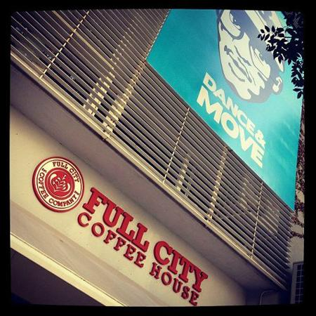 Full City Coffee House : entrada