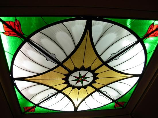 Hotel Regency : Skylight feature in loungeroom