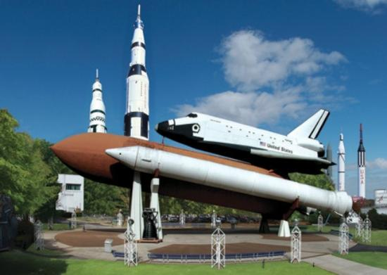 Χάντσβιλ, Αλαμπάμα: provided by: U.S. Space & Rocket Center