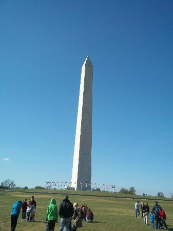 National Mall (The Mall): Washington Memorial