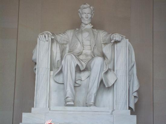 National Mall (The Mall): Lincoln memorial
