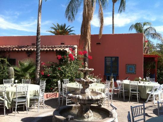 "The Joesler Historic Inn ""La Posada del Valle"": beautiful venue"