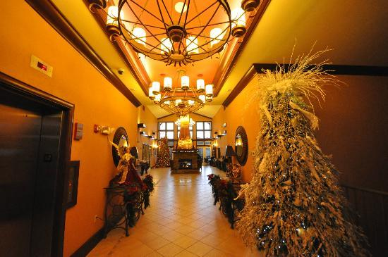 RiverStone Resort: Lobby