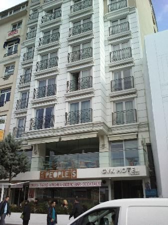 CVK Hotels: Facade de l&#39;hotel