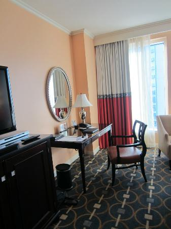 King Executive Room Intercontinental Hotel New Orleans