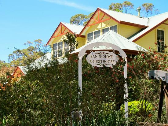 Sandholme Guesthouse: The guesthouse