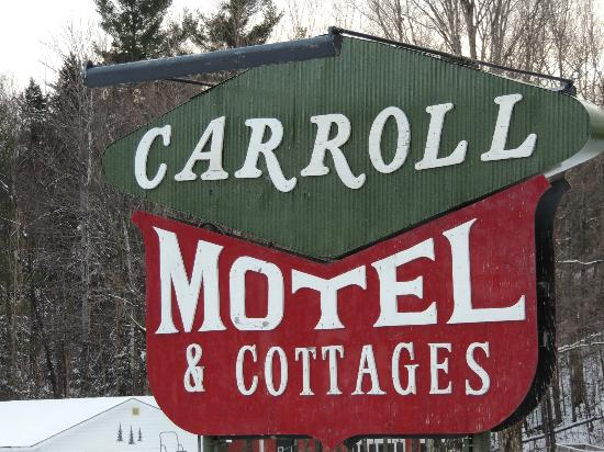 Carroll Motel & Cottages: So you know what to look for!