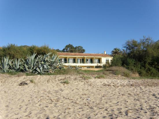 hotel Cargese, hotel en corse