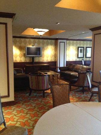 The Skirvin Hilton Oklahoma City: Function room - lounge