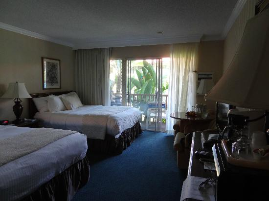 BEST WESTERN PLUS Pepper Tree Inn : Zimmer
