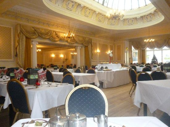 The Victoria Hotel: Dining room