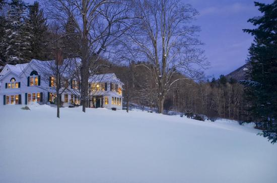 West Mountain Inn : Winter at the Inn