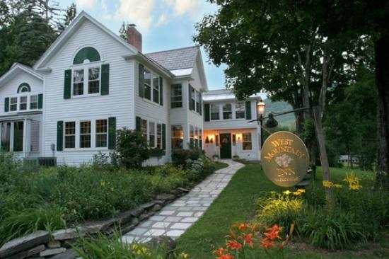 West Mountain Inn: Summer at the Inn
