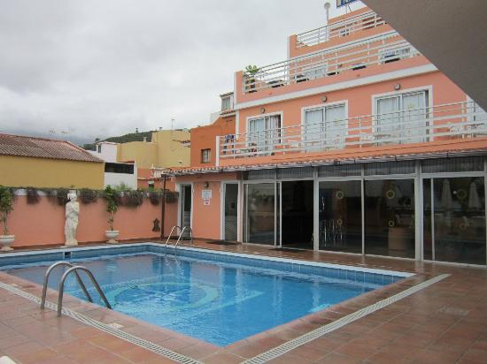 Hotel Acuario: piscina