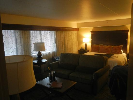 Glenwood Hot Springs Lodge: Part of Suite